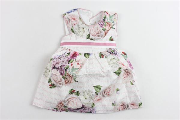 ALICE PI | Dress | 0272BIANCO