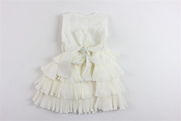 ALICE PI | Dress | 0302BIANCO