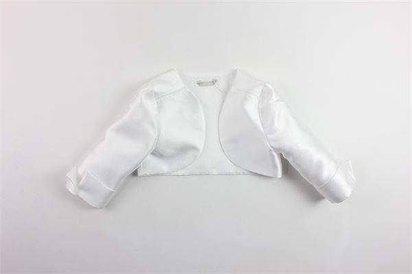 giacca coprispalle elegante tinta unita AMAYA | Giacche | 311688HBIANCO