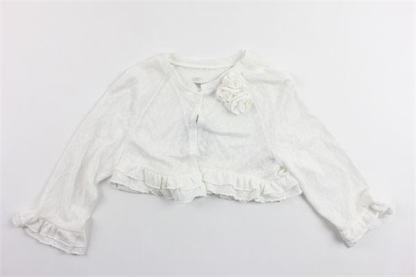 coprispalle tinta unita manica lunga con rouches AMAYA | Coprispalle | 311699HPANNA