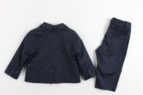 completo giacca più pantalone tinta unita ARMANI | Completi | CDD018BLU
