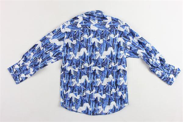 AUSTIN MEKS | Shirts | FIUMEAZZURRO1BLU