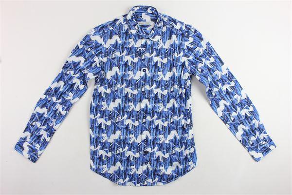 AUSTIN MEKS | Shirts | FIUMEAZZURRO2BLU