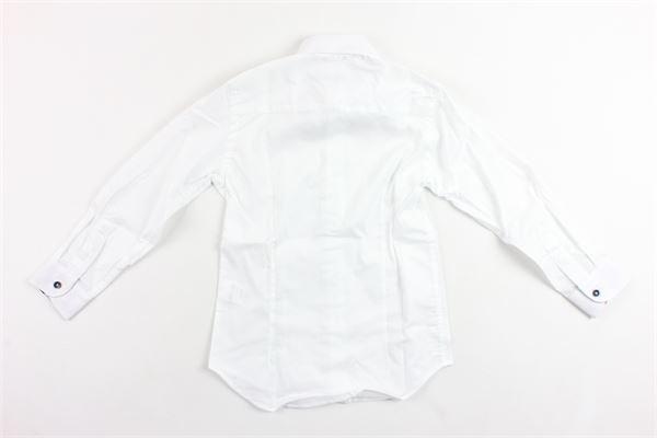 AUSTIN MEKS | Shirts | TOPINO1BIANCO
