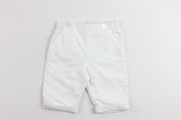 BABY DIOR | Trousers | M11RPAN1001BIANCO