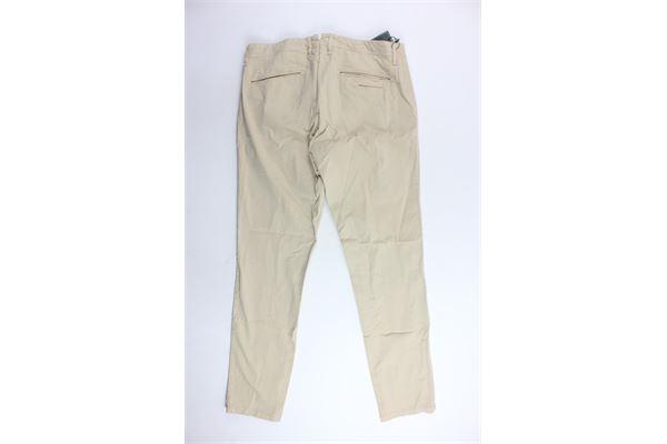 BEVERLY HILLS POLO CLUB | Trousers | BHPC4103BEIGE