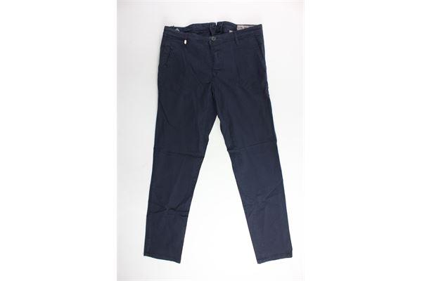 BEVERLY HILLS POLO CLUB | Trousers | BHPC4103BLU
