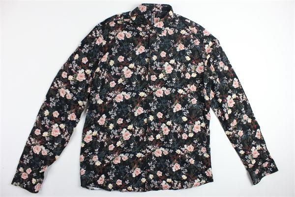 BLACK CIRCUS | Shirts | CA1F03NERO