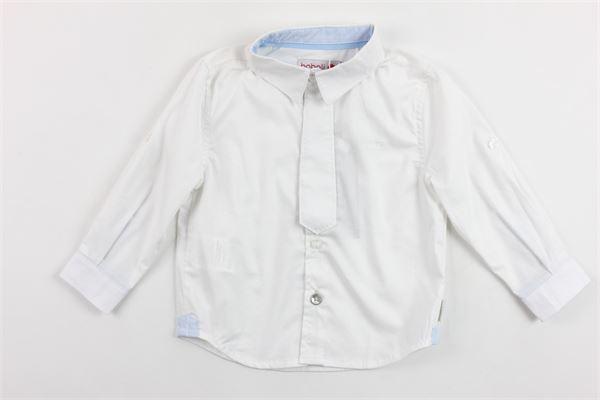 BOBOLI | Shirts | 713001BIANCO