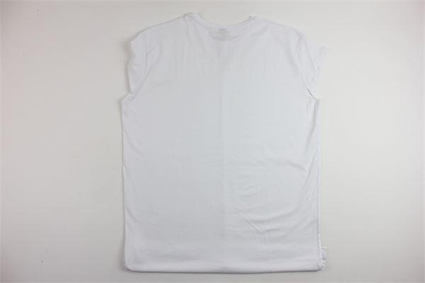 t-shirt manica aletta BRANDLAB   T-shirts   ART012BIANCO