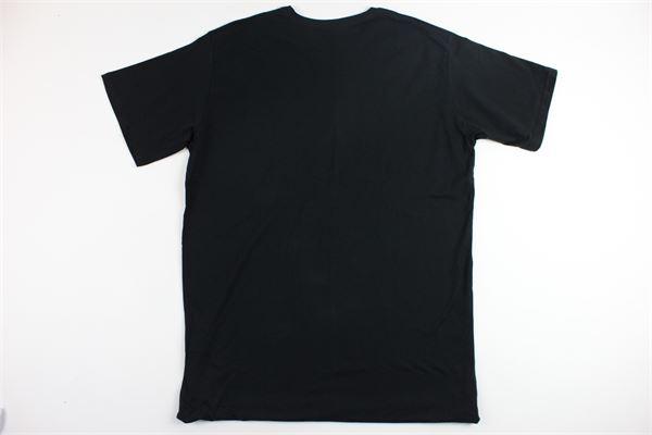 t-shirt tinta unita BRANDLAB   T-shirts   ART09NERO