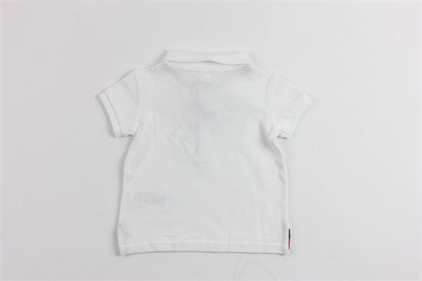 polo mezza manica tinta unita BURBERRY | Polo | 4018367BIANCO