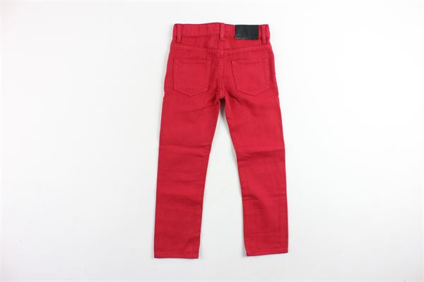 BURBERRY | Trousers | 4034437ROSSO