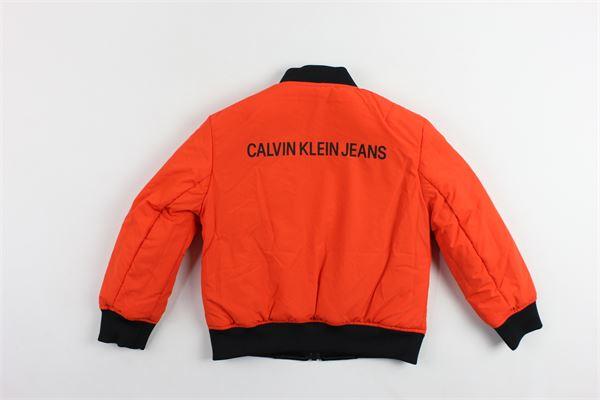 CALVIN KLEIN | Jackets | IB0IB00020NERO