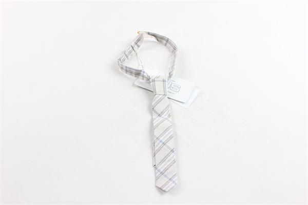cravatta fantasia a righe CESARE PACIOTTI | Cravatte | CRP708BBEIGE