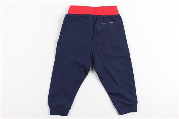 pantalone in felpa tinta unita CESARE PACIOTTI | Pantaloni | TFP181800BPBLU