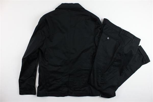 completo cerimonia giacca più pantalone tinta unita CF12 MILANO | Completi | GKB151NERO
