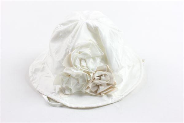 cappello con applicazioni CIELOBLU | Cappelli | HD333535BIANCO