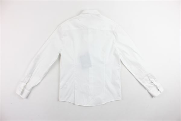 DAMPER DAN | Shirts | D82171-180BIANCO