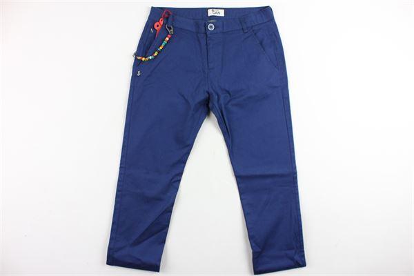 DAMPER DAN | Trousers | D82455-406BLU