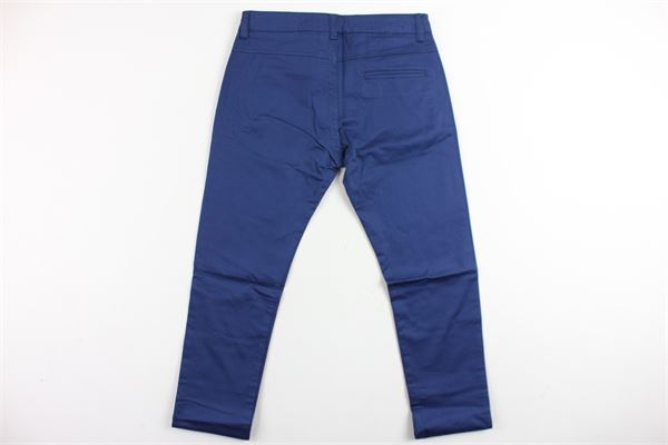 DAMPER DAN | Trousers | D82471-523BLU