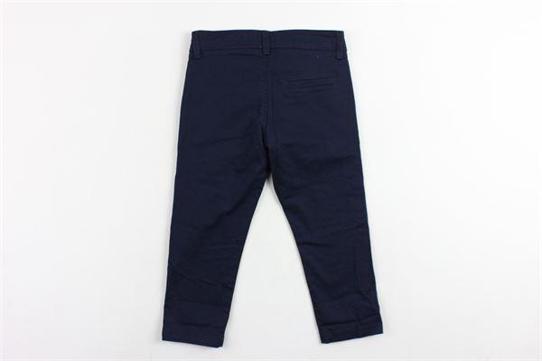 DAMPER DAN | Trousers | D8483-406BLU