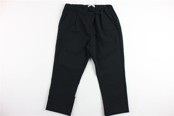 DANIELE ALESSANDRINI | Trousers | 1235P0379NERO