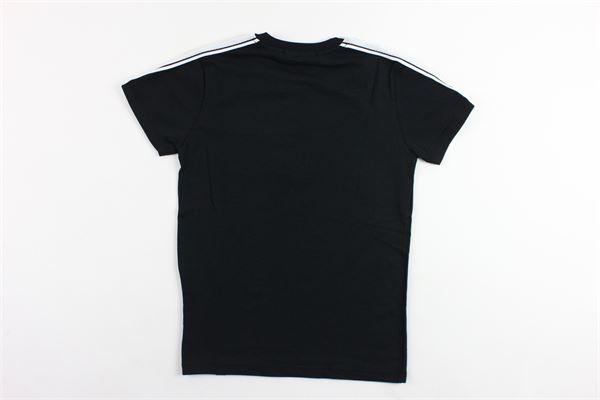t-shirts mezza manica tinta unita con taschino DANIELE ALESSANDRINI | T-shirts | 1236M0357NERO