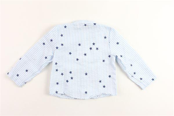 DANIELE ALESSANDRINI | Shirts | 1295C0181CELESTE