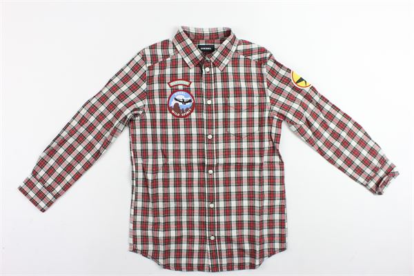 DIESEL | Shirts | 00J3VHROSSO