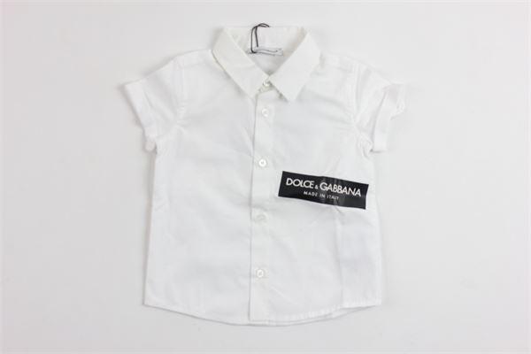 DOLCE & GABBANA | Shirts | L1JS21G7MRDBIANCO