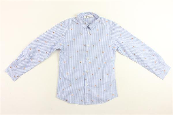 DONDUP | Shirts | DMCA16BIANCO