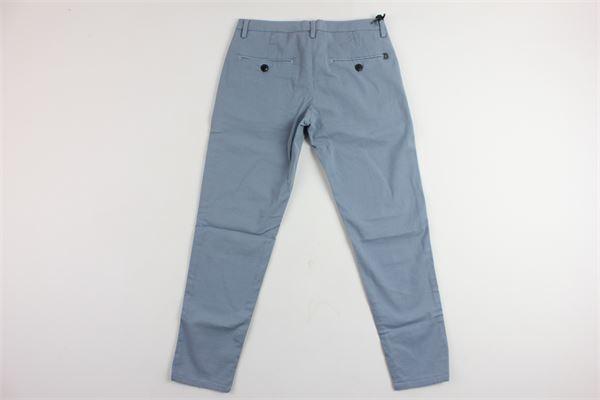 DONDUP | Trousers | SNP00D40924AZZURRO