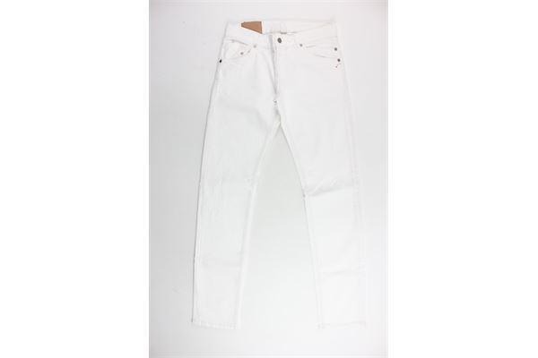 DONDUP | Trousers | SOP00CNZG0810101BIANCO
