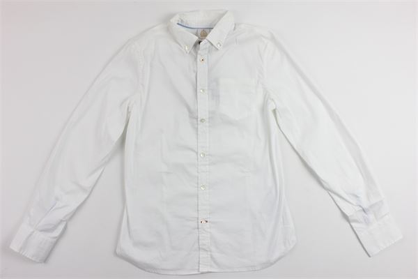DONDUP | Shirts | SRC67810101BIANCO
