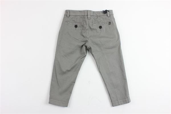 DONDUP | Trousers | SRPU44NZA9160235GRIGIO
