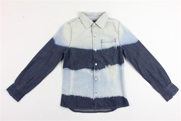 DONDUP | Shirts | SUC009E082K40049AZZURRO