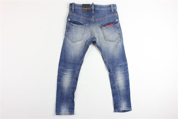 DSQUARED | Jeans | 3944AZZURRO