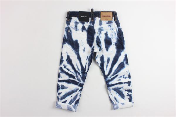 DSQUARED | Jeans | 92575BLU