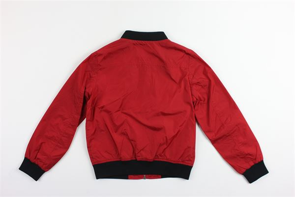 DSQUARED | Jackets | DQ01GSROSSO