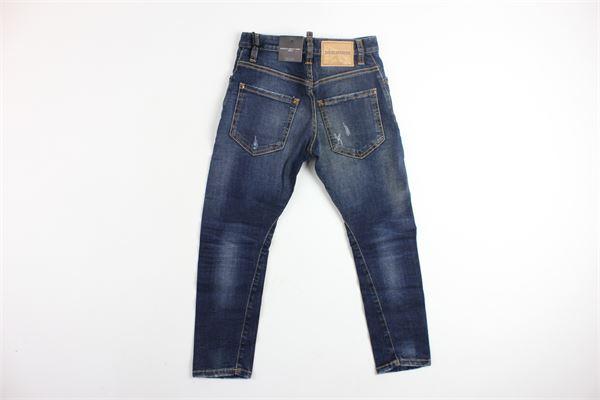 DSQUARED | Jeans | DQ01PUBLU