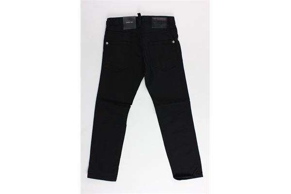 DSQUARED | Trousers | DQ01Q3NERO