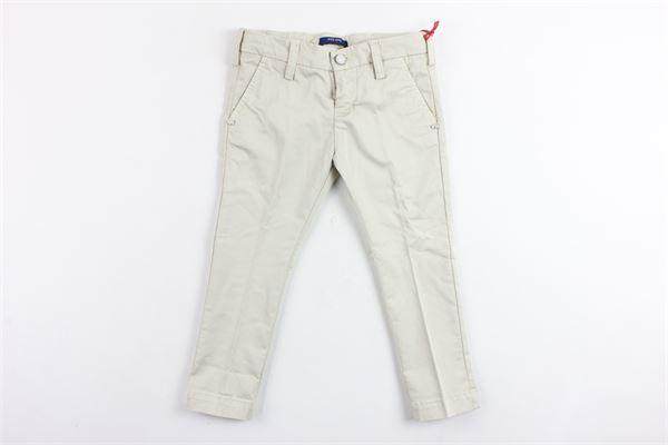 pantalone tasca america tinta unita ENTRE AMIS | Pantaloni | P167188238L17BEIGE