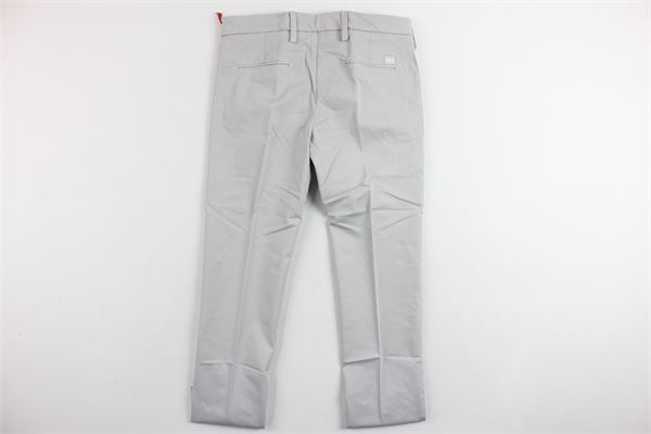 pantalone tasca america tinta unita ENTRE AMIS | Pantaloni | P167188238L17GRIGIO