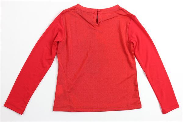 shirt maniche velate FUN & FUN | Shirts  m/l | FNBTS0163ROSSO