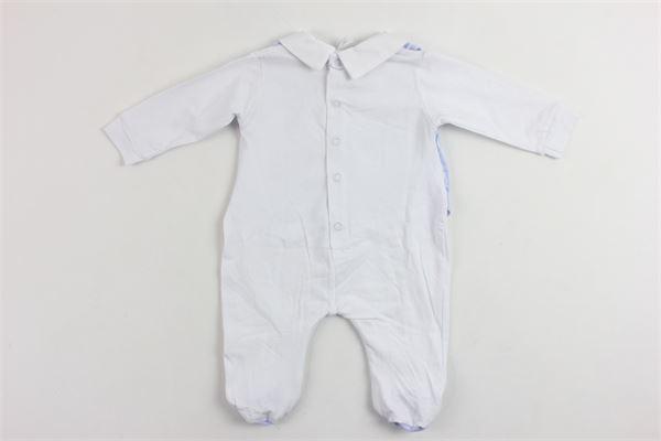 tutina in jersey bicolore FUN & FUN | Tutine | NWM498AZZURRO