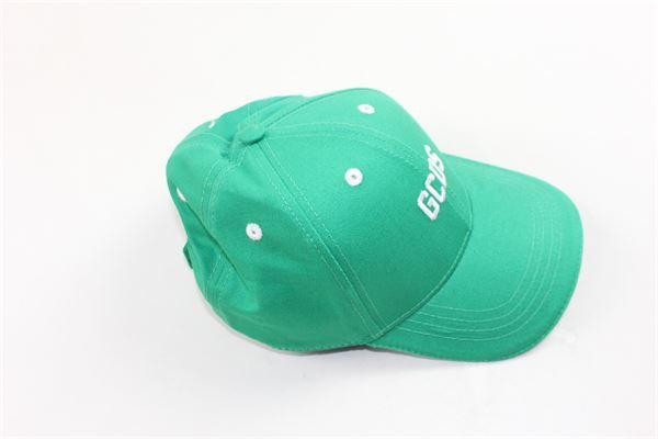 cappello modello berretto con stampa GCDS | Cappelli | 019429VERDE
