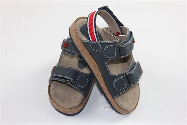 sandalo con strappi GIOSEPPO | Scarpe | 43551GRIGIO