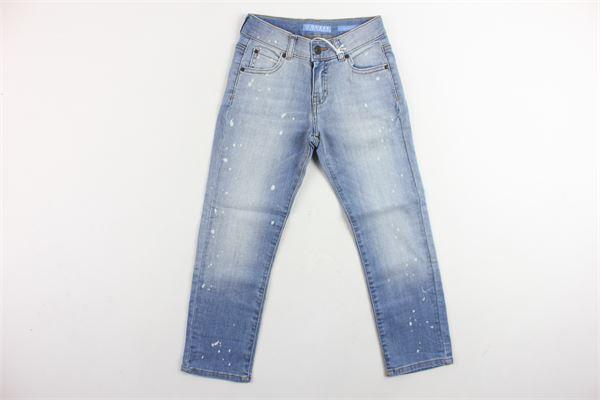 GUESS | Jeans | N82A02D3400AZZURRO