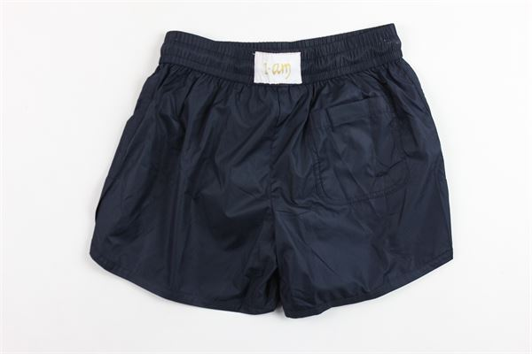 costume boxer tinta unita I'AM | Costumi | BB1901BLU